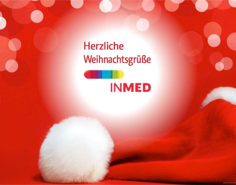 INMED wünscht frohe Weihnachten