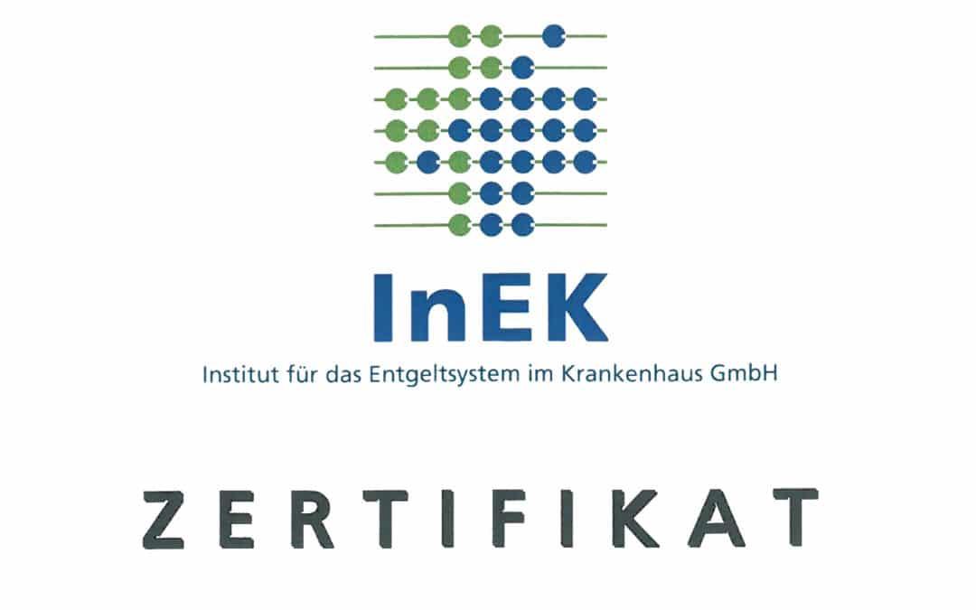 NEU: Zertifizierter INMED Grouper
